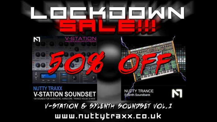 Nutty Traxx Lockdown Sale