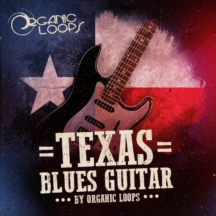 Organic Loops Texas Blues Guitar