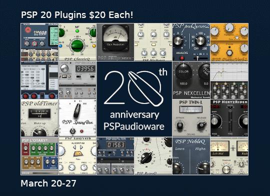 PSP 20th Anniversary