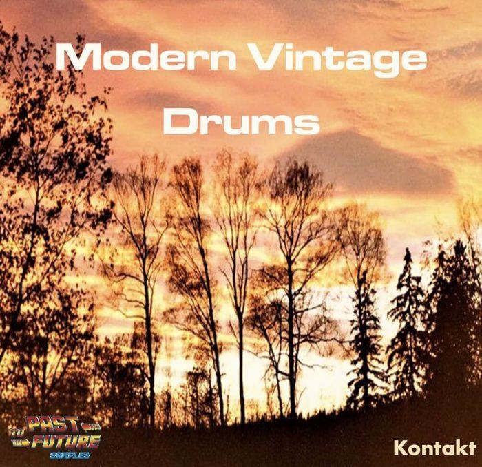 Past To Future Samples Modern Vintage Drums