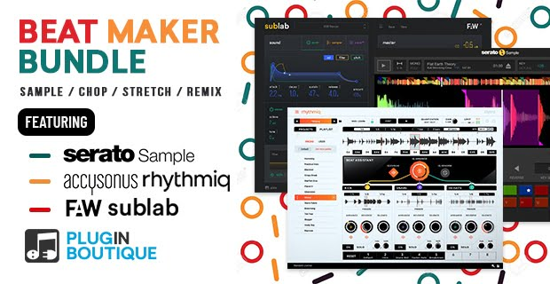 Plugin Boutique Beat Maker Bundle