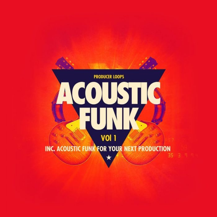 Producer Loops Acoustic Funk V1