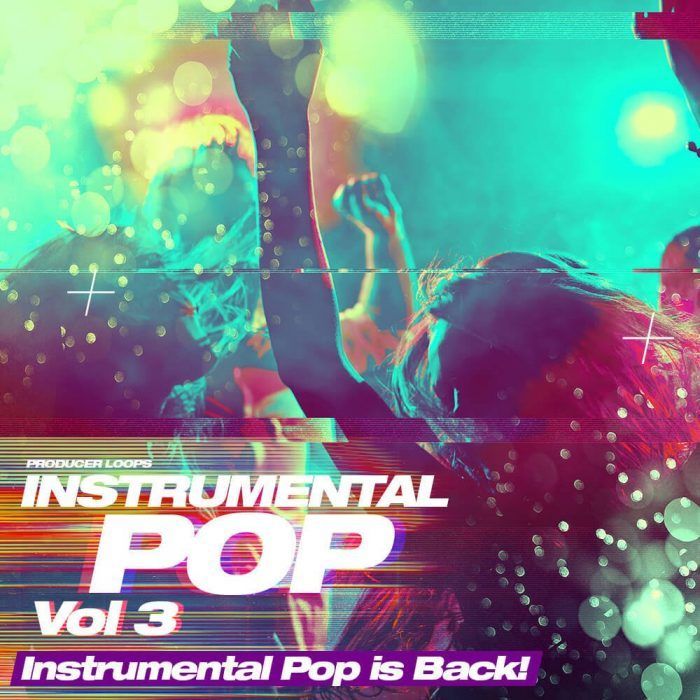 Producer Loops Instrumental Pop Vol 3
