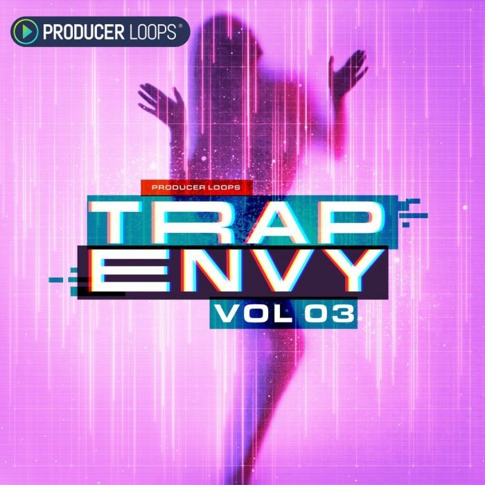 Producer Loops Trap Envy Vol 3