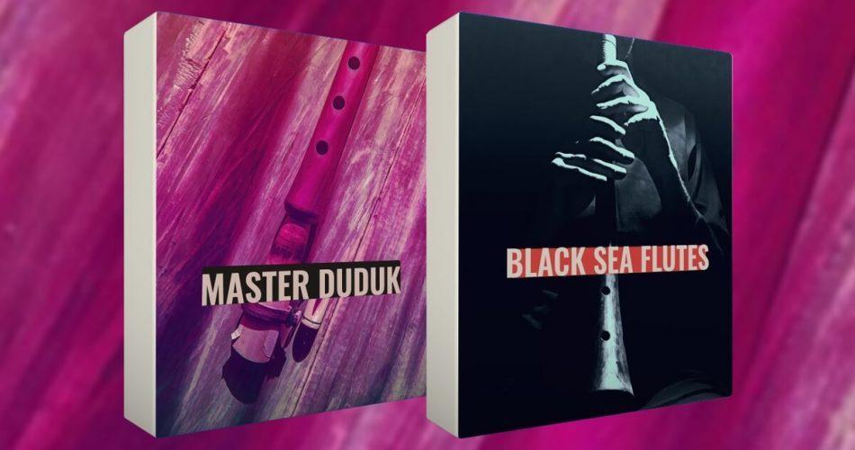 Rast Sound Master Duduk Black Sea Flutes