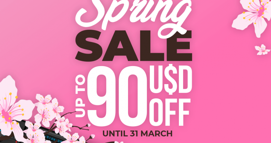 Reveal Sound Spring Sale