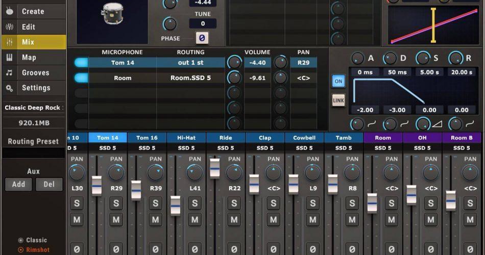 SSD 5.5 mix view