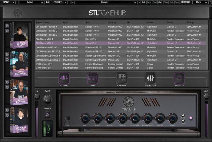STL ToneHub