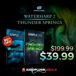 Sample Logic Waterharp 2 & Thunder Springs