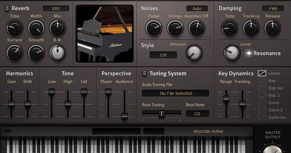 Sound Magic Supreme Piano