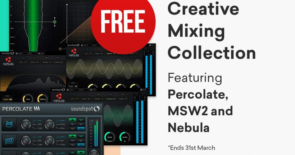 SoundSpot Creative Mixing Collection FREE