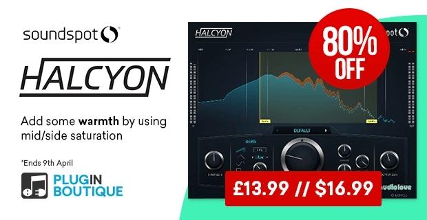 SoundSpot Halcyon sale