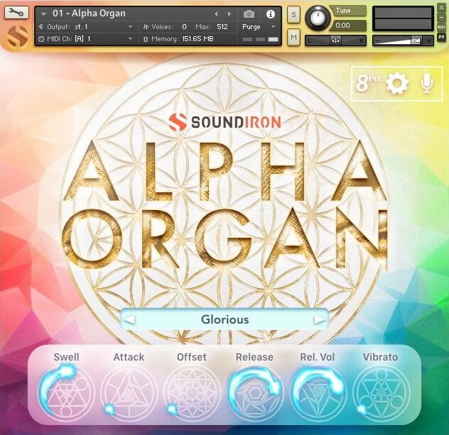 Soundiron Alpha Organ