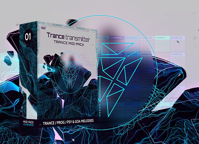 Sounds 2 Inspire Trance Transmitter