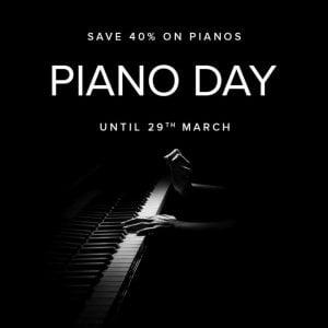 Spitfire Audio Piano Day