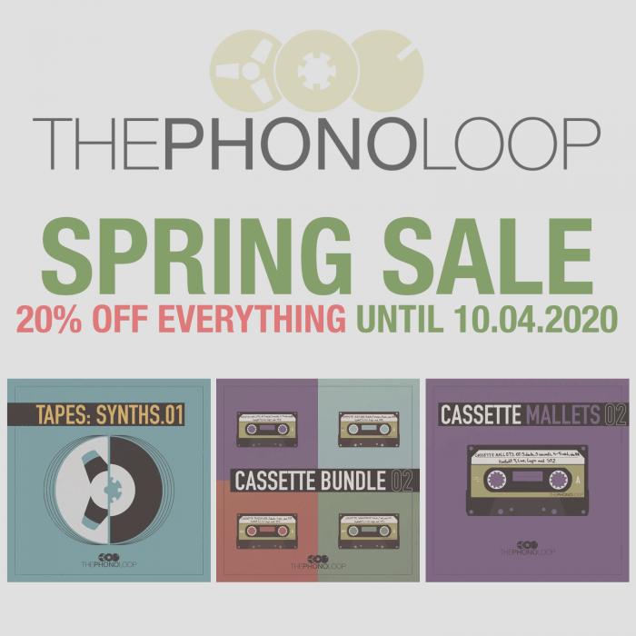 Thephonoloop Spring Sale 2020