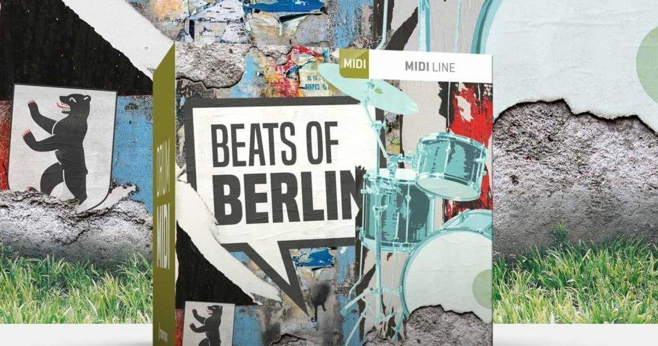 Toontrack Beats of Berlin MIDI