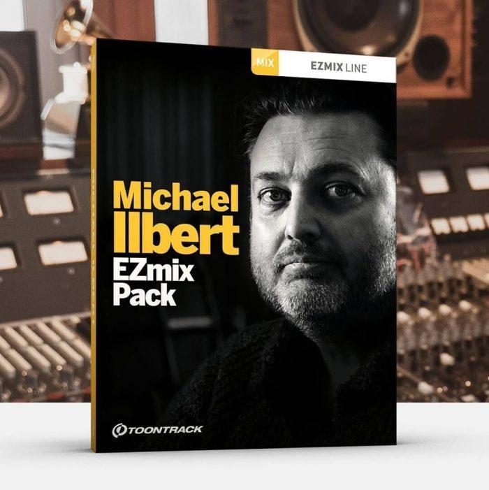 Toontrack Michael Ilbert EZmix Pack