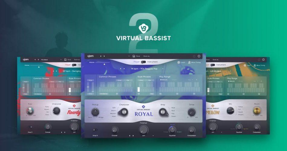 UJAM Virtual Bassist 2