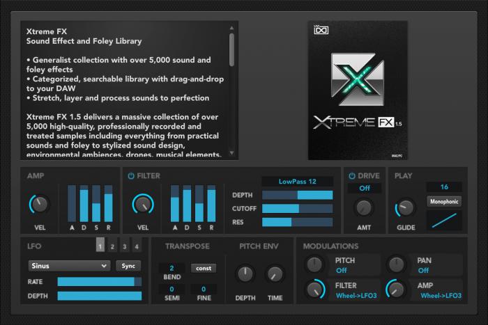 UVI Xtreme FX 1.5