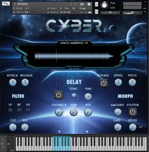 VST Buzz Cyber