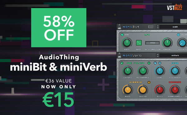 VST Buzz miniBit & miniVerb