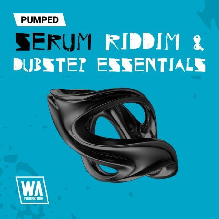 WA Production Pumper Serum Riddim & Dubstep Essentials