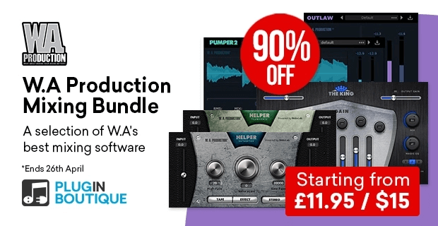 WA Production Mixing Bundle