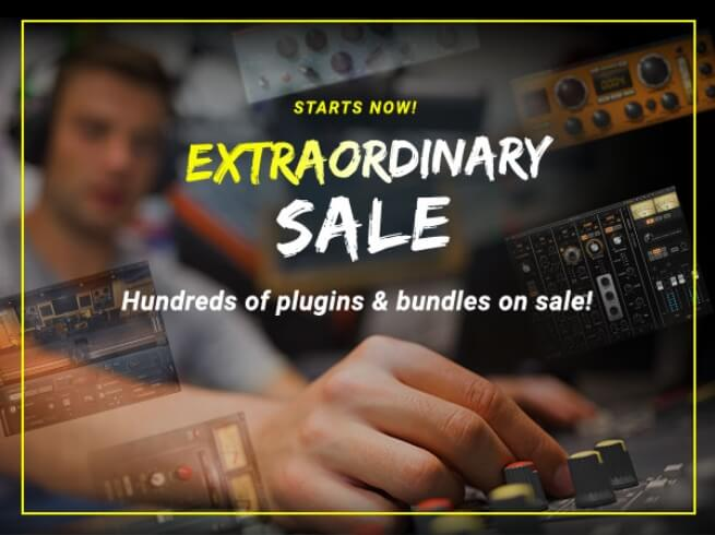 Waves Audio Extraordinary Sale