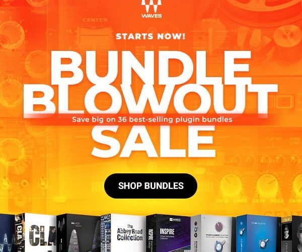 Waves Blowout Bundle Sale