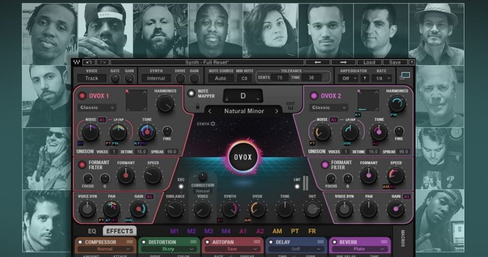 Waves OVox FREE Producer Pack II
