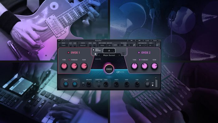 Waves OVox instruments