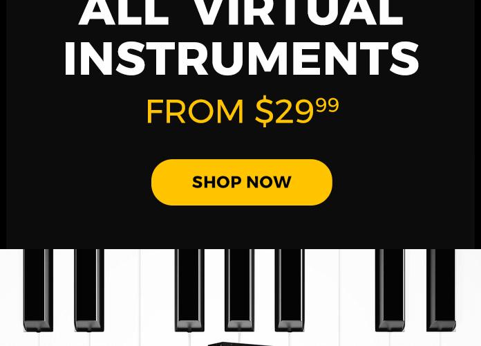 Waves Virtual Instruments 2999