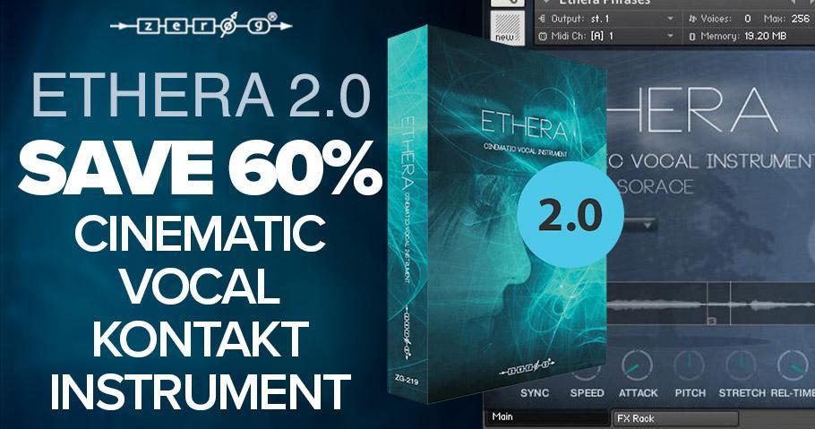 Zero G Ethera 60 OFF