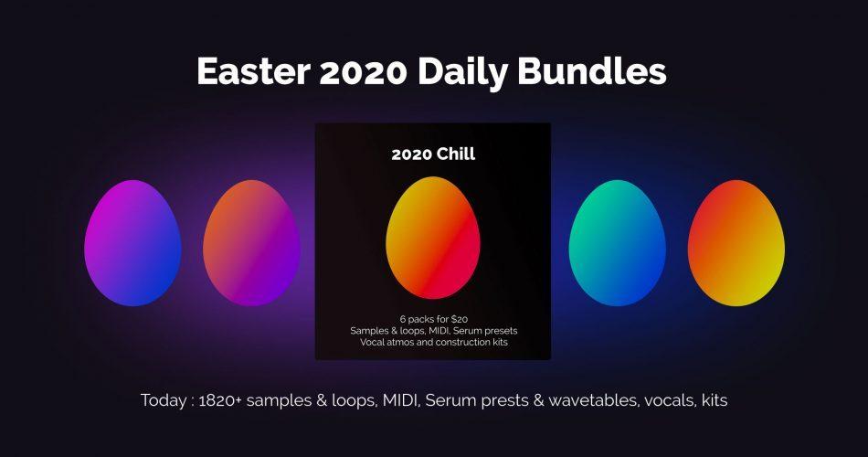 ADSR 2020 Chill Bundle feat
