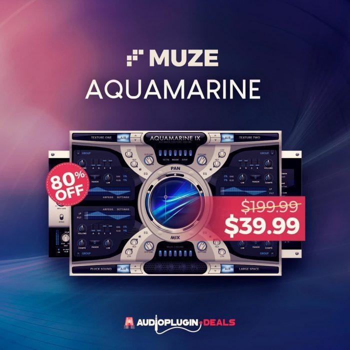 APD Muze Aquamarine 80 OFF