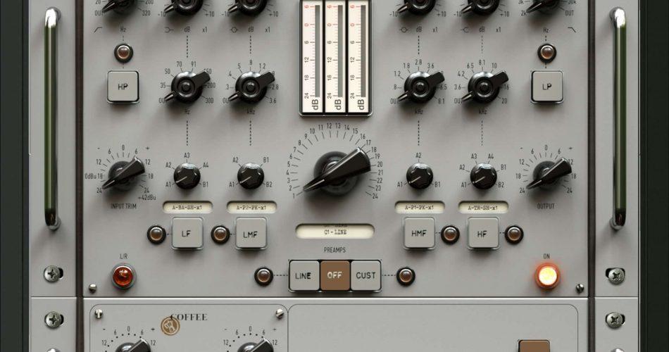 Acustica Audio Coffee