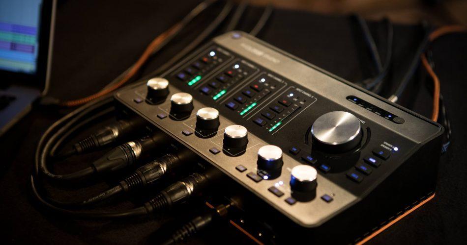 Arturia AudioFuse Studio feat