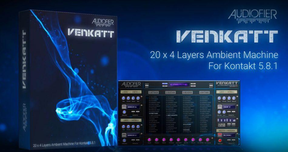 Audiofier Venkatt