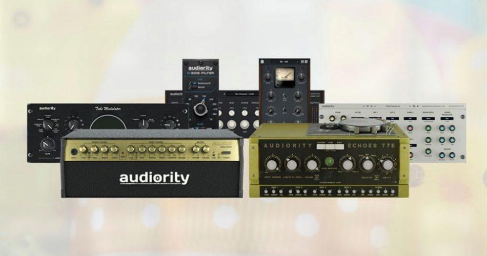 Audiority Easter Sale