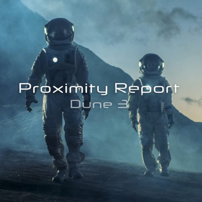 Echo Season Proximity Report