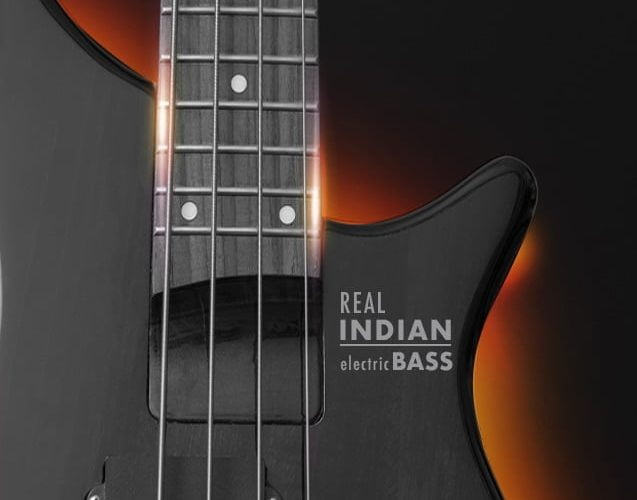 GBR Loops Indian Real Electric Bass feat