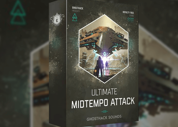 Ghosthack Ultimate Midtempo Attack