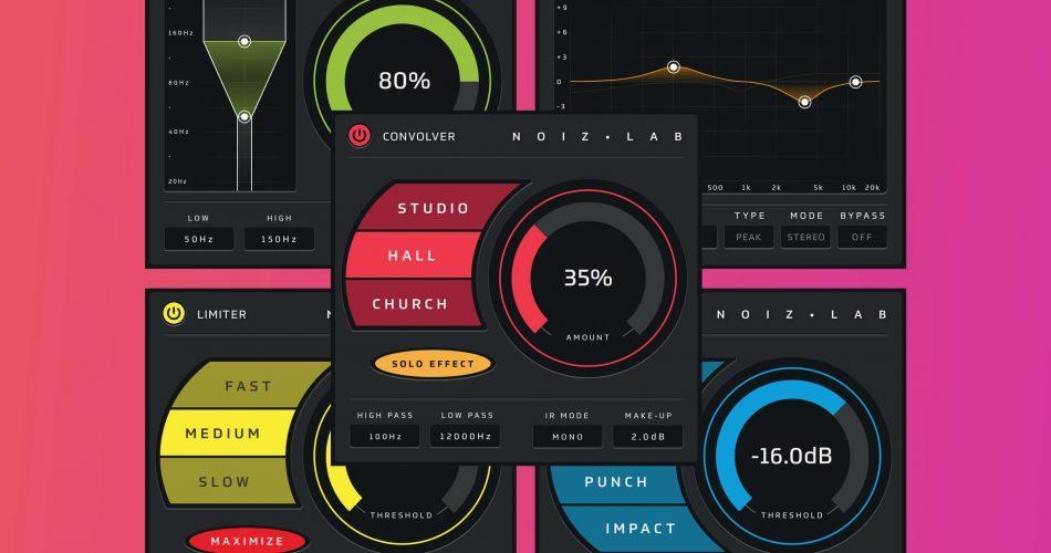 Home Studio Mastering plugins