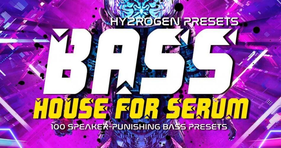 Hy2orgen Bass House for Serum