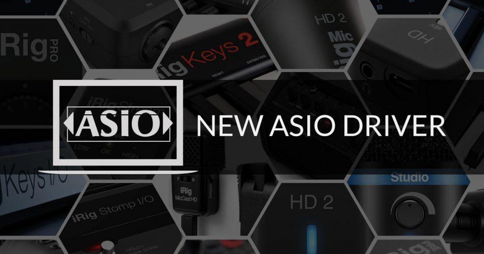 IK Multimedia ASIO