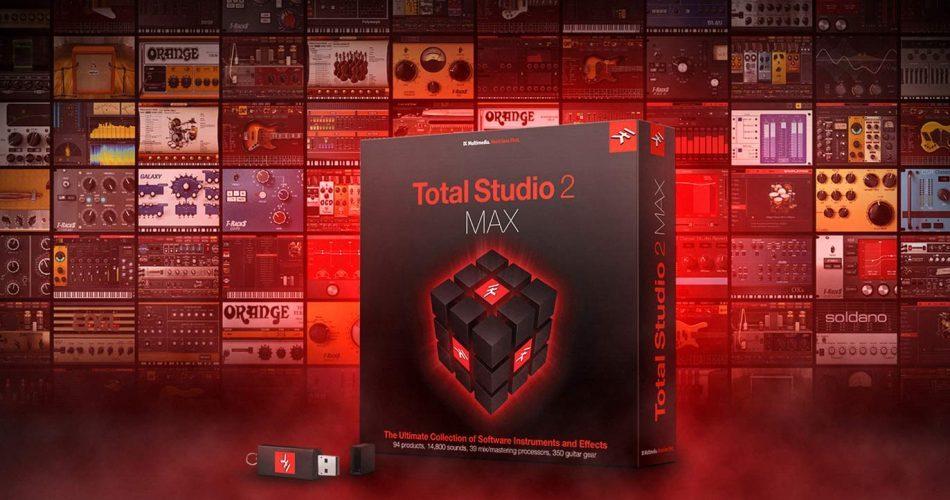 IK Multimedia Total Studio Spectacular