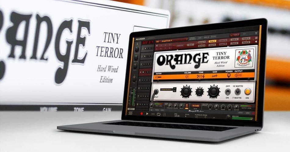 IK Orange Tiny Terror Amp free