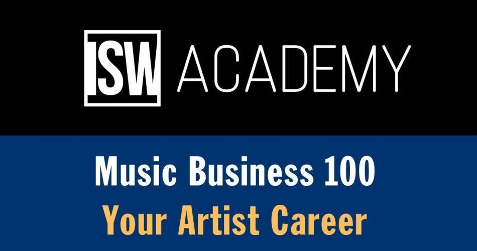 IWS Acadmey Music Business 100