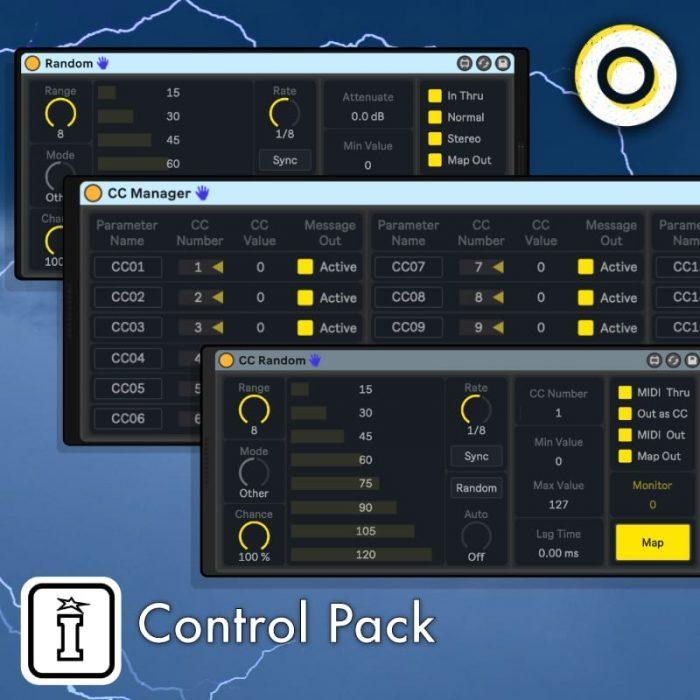 Isotonik Studios Control Pack